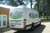 transit van graphics east texas