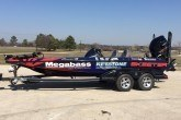 Bass Fishing Logos Boat Install | Tyler Texas Wraps | Par 3