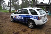 fleet van suv wraps