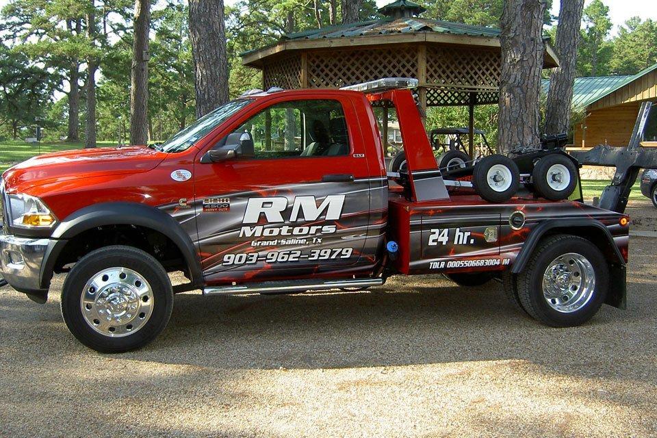 Rm Tow Truck Wrap Par 3 Wraps