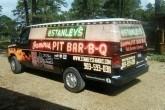 ad wrap company van