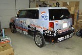 real estate vehicle graphics