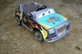 power wheels wrap graphics toy