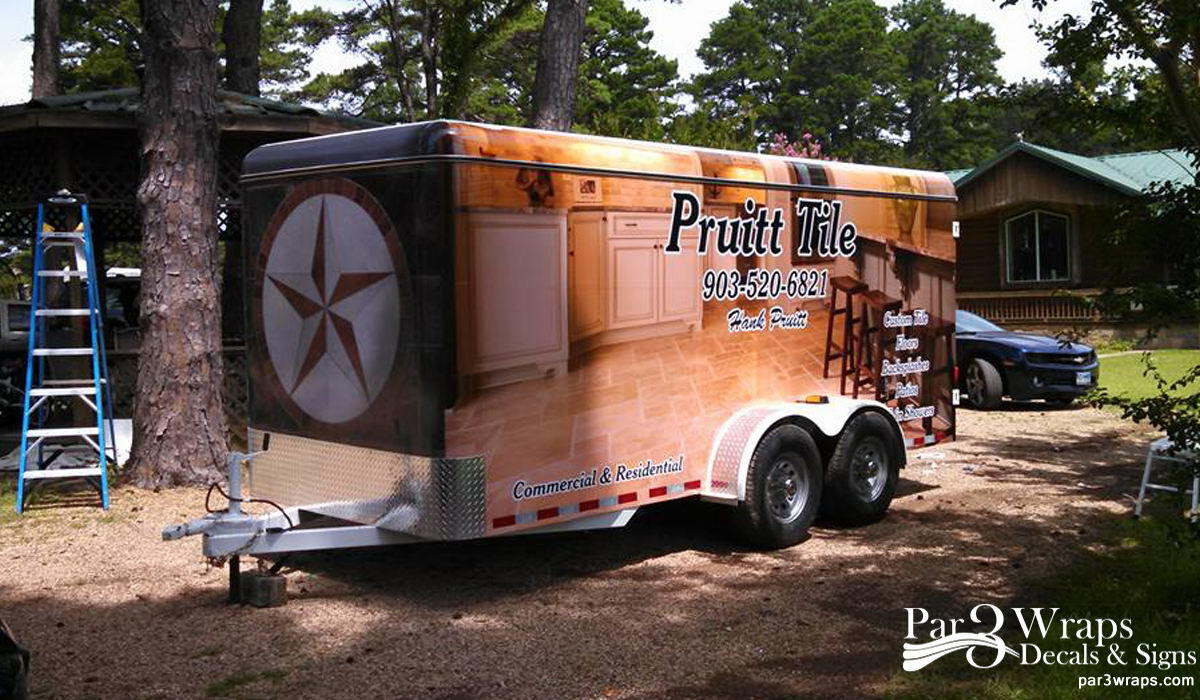 photo gallery car truck boat wraps tyler tx par 3 wraps. Black Bedroom Furniture Sets. Home Design Ideas