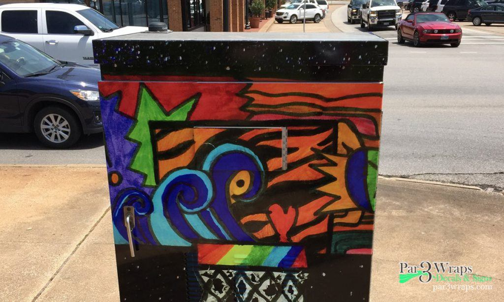 tyler city boxes artists