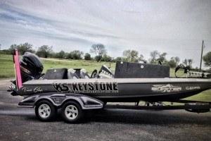 Keystone Fishing Boat Wrap Par 3 Wraps