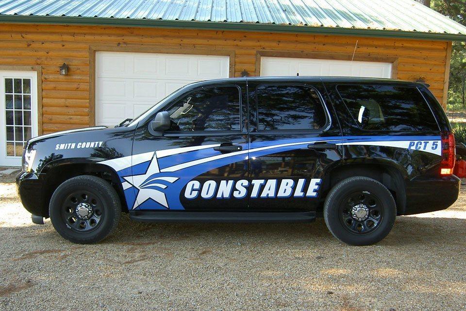 Police Vehicle Graphics Wrap Par 3 Wraps