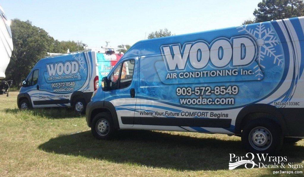 Van Wraps Dodge Ram Promaster Cargo